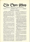 The Open Shop, Volume II Number 6 by Business Men's Association of Omaha