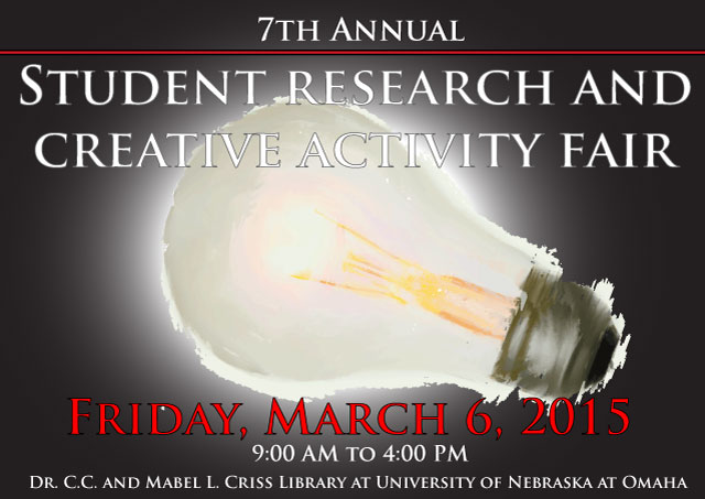2015 Student Research and Creative Activity Fair