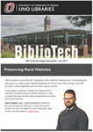 BiblioTech, July 2017 by UNO Libraries