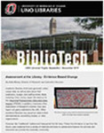 BiblioTech, November 2017 by UNO Libraries