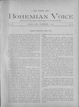 The Bohemian Voice, Vol.2, No.4