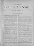 The Bohemian Voice, Vol.2, No.4