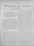 The Bohemian Voice, Vol.2, No.6