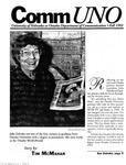 CommUNO Magazine, Fall 1993