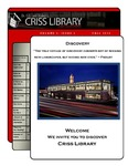Criss Chronicles, Volume 1, Issue 1 by Criss Library