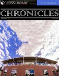 Criss Chronicles, Volume 4, Issue 1 by Criss Library
