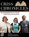 Criss Chronicles, Volume 4, Issue 3 by Criss Library