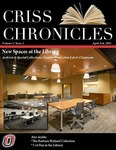 Criss Chronicles, Volume 5, Issue 1 by Criss Library