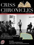 Criss Chronicles, Volume 6, Issue 1 by Criss Library