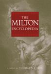 The Milton Encyclopedia by Thomas N. Corns and David Boocker