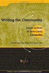 <i>Writing the Community: Concepts and Models for Service Learning in Composition </i> by Linda Adler-Kassner, Robert Crooks, Ann Watters, Edward Zlotkowski, and Nora Bacon