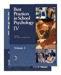 <i>Best Practices in School Psychology IV</i>