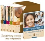<i> Best practices in school psychology V</i>