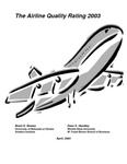 <i>The Airline Quality Rating 2003</i> by Brent D. Bowen, Dean Headley, and UNO Aviation Institute