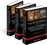 <i>The Encyclopedia of Cross-Cultural Psychology</i> by Kenneth D. Keith and Joseph A. Allen