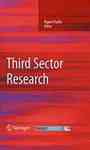 <i>Third Sector Research </i> by Rupert Taylor and Angela M. Eikenberry