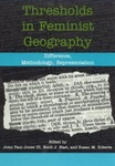 <i>Thresholds in Feminist Geography: Difference, Methodology, and Representation</i> by John Paul Jones III, Heidi J. Nast, and Susan M. Roberts