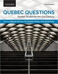 <i>Quebec Questions: Quebec Studies for the Twenty-First Century</i> (2nd Edition) by Stepehn Gervais, Christopher Kirkey, Jarrett Rudy, Jody L. Neathery-Castro, and Mark O. Rousseau