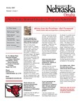 Library Education and Development Newsletter, Volume 1, Issue 1 by UNO Library Science Education