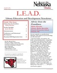 Library Education and Development Newsletter,  Volume 3, Issue 2 (December 2009)