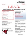 Library Education and Development Newsletter, Volume 4, Issue 2 by UNO Library Science Education