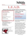 Library Education and Development Newsletter,  Volume 4, Issue 3