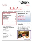 Library Education and Development Newsletter,  Volume 5, Issue 2