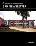 BRB Newsletter, Fall 2013 by Biomechanics Research Building