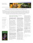 NEMO News, Volume 3, Issue 1