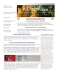 NEMO News, Volume 5, Issue 1