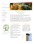NEMO News, Volume 5, Issue 4