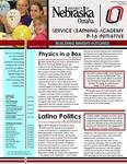 SLA P-16 Initiative, Volume 3, Issue 1, Fall 2012