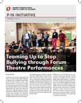 SLA P-16 Initiative, Volume 4, Issue 2, Spring 2014