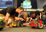 Building robotic vehicles