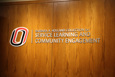 Barbara A. Holland Collection for Service Learning and Community Engagement (SLCE)