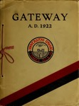 The Gateway 1922