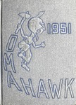 Tomahawk 1951 by Municipal University of Omaha