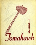 Tomahawk 1954 by Municipal University of Omaha